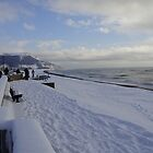 seaton seafront 20-12-2010. by brucemlong