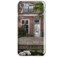 ...roaming the old parts of Leiden City .. iPhone Case/Skin