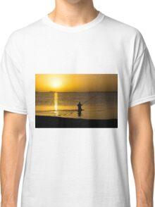 Sunrise Fishing Classic T-Shirt