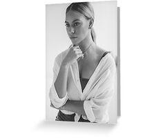 Dinah Jane Hansen fifth harmony Greeting Card