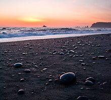 Rialto Beach, WA by Arjuna Ravikumar