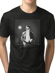 Nightcrawler poster Tri-blend T-Shirt