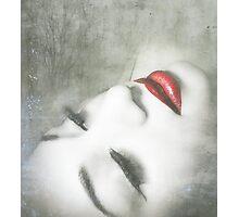 Winter's Kiss: Photographic Print