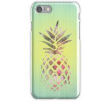 Pineapple fruit - Hawaii style phone   iPhone Case/Skin