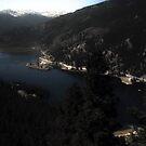 Lake Shot by DZINE