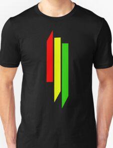 Skrillex Rasta Logo Unisex T-Shirt