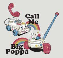 Call Me Big Poppa by wytrab8