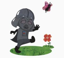 Star Wars baby - inspired by Darth Vader Kids Clothes