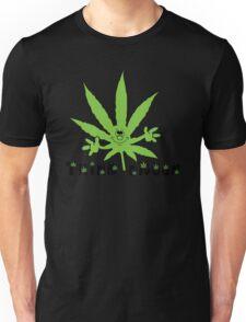 Think Green Marijuana Unisex T-Shirt