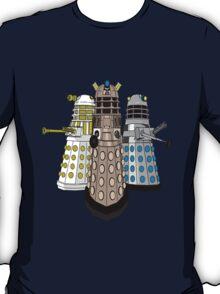 Evolution Of The Daleks T-Shirt