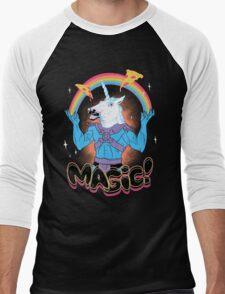 Magic! Men's Baseball ¾ T-Shirt