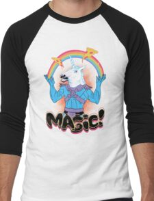 Magic! Men's Baseball ¾ T-Shirt