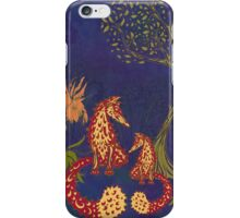 Foxy Forest iPhone Case/Skin