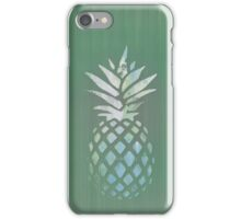 Green Pineapple fruit - Hawaii style phone case   iPhone Case/Skin