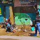 SLUM TV - Video Show, Nairobi - KENYA by Atanas NASKO