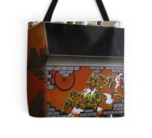 Cafe graffiti - Cafe Racer, Melbourne Tote Bag