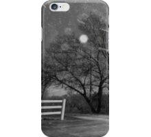 Rural Distortion iPhone Case/Skin