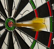 Bullseye by Tony Cave