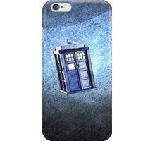TARDIS IN SPACE iPhone Case/Skin