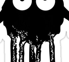 Black Earth - The Result Sticker