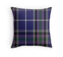 00023 Alexander of Menstry Throw Pillow