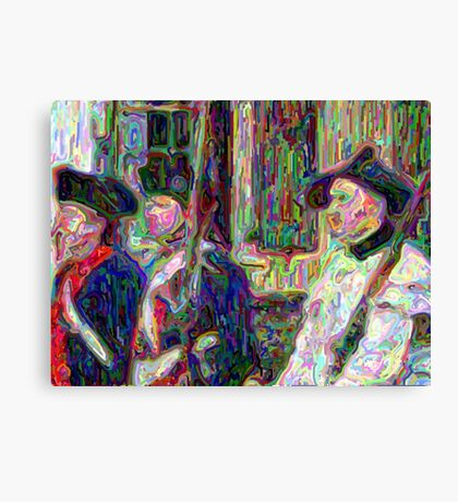 15 00215 0 old master Canvas Print