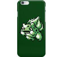 #001 - Bulbasaur Retro 8-Bit  iPhone Case/Skin