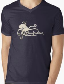 Starfucker Mens V-Neck T-Shirt