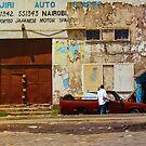 Dealers of Japanese Motor Spares in Nairobi, KENYA by Atanas NASKO