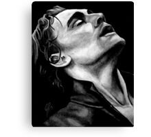 Prince Hal II in Black and White Canvas Print