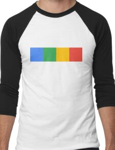 Color Palette Men's Baseball ¾ T-Shirt