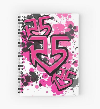 R5 Spiral Notebook