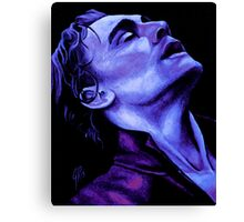 Prince Hal II in Blue Canvas Print