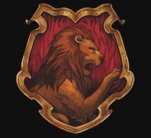 Gryffindor Crest v2 by dopefish