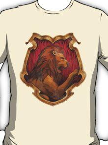 Gryffindor Crest v2 T-Shirt