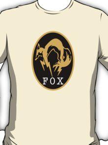 "MGS - ""FOX"" Logo T-Shirt"