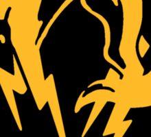 "MGS - ""FOX"" Logo Sticker"