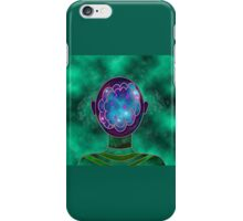 Warped Mind - Mental Stress iPhone Case/Skin