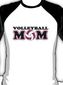 Volleyball mom geek funny nerd T-Shirt