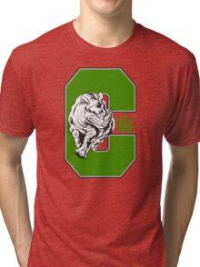 White Rhino Marijuana Tri-blend T-Shirt