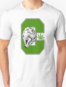 White Rhino Marijuana T-Shirt
