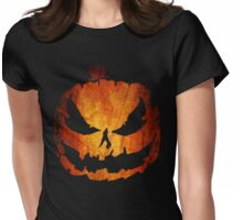 Return Of Halloween  Womens Fitted T-Shirt