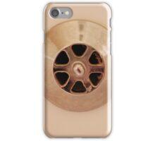 down the gurgler iPhone Case/Skin