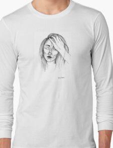 TAWNY DARKO T-shirt (Zoe Lennon) Long Sleeve T-Shirt