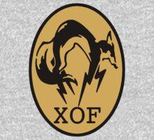 "MGS - ""XOF"" Logo by ArtPower"