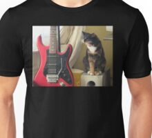 I can play this with my teeth Unisex T-Shirt