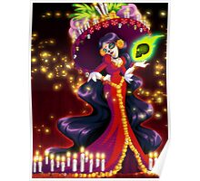 Book of Life .:. Queen of Death Poster