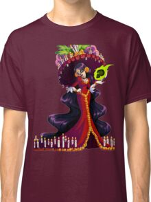 Book of Life .:. Queen of Death Classic T-Shirt