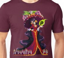 Book of Life .:. Queen of Death Unisex T-Shirt