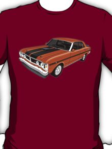Ford Falcon XY GT - Nugget Gold T-Shirt